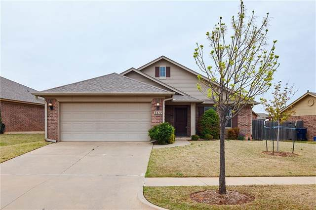 2617 NW 185th Street, Edmond, OK 73012 (MLS #954741) :: Homestead & Co