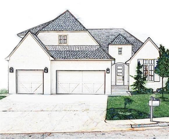 3108 Windy Hill Lane, Edmond, OK 73034 (MLS #954779) :: The UB Home Team at Whittington Realty