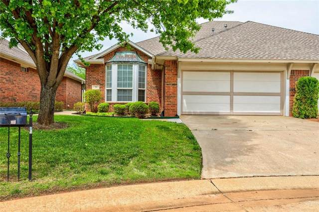 9 Red Admiral Way, Edmond, OK 73013 (MLS #954789) :: Maven Real Estate
