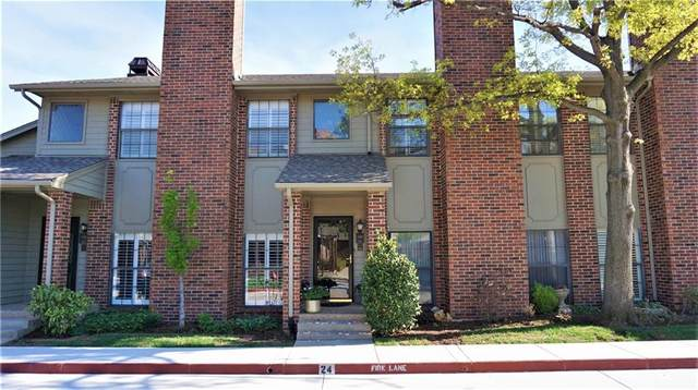 6204 Waterford Boulevard #24, Oklahoma City, OK 73118 (MLS #954824) :: Keller Williams Realty Elite