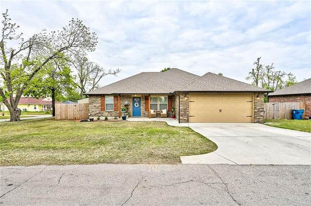 9520 E Main Street, Midwest City, OK 73130 (MLS #954837) :: The UB Home Team at Whittington Realty