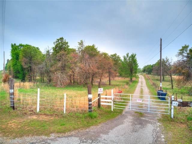 7501 S Triple X Road, Choctaw, OK 73020 (MLS #954841) :: Keller Williams Realty Elite