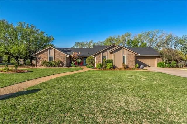 2408 Sunup Drive, Clinton, OK 73601 (MLS #954852) :: Maven Real Estate