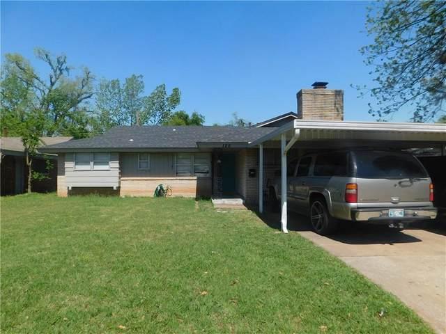 125 Philbrook Drive, Oklahoma City, OK 73109 (MLS #954864) :: Erhardt Group at Keller Williams Mulinix OKC