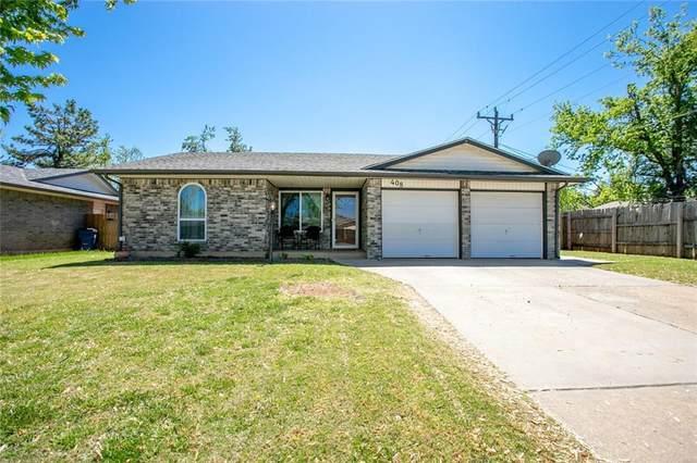 408 E Hillcrest Lane, Mustang, OK 73064 (MLS #954880) :: Maven Real Estate