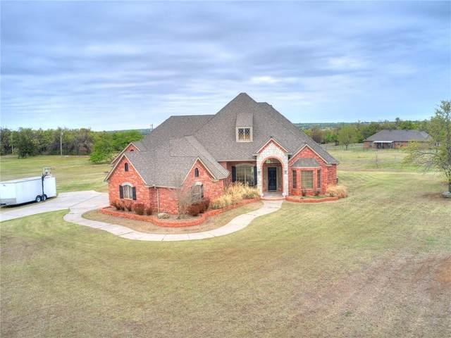 5100 Scissortail Lane, Blanchard, OK 73010 (MLS #954891) :: Keller Williams Realty Elite