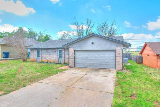 6613 Woodridge Avenue, Oklahoma City, OK 73132 (MLS #954919) :: KG Realty