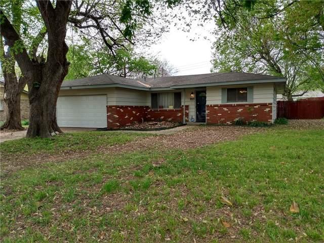2543 W Fairview Street, Tulsa, OK 74127 (MLS #954932) :: The UB Home Team at Whittington Realty