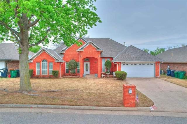 11609 SW 3rd Street, Yukon, OK 73099 (MLS #954946) :: Erhardt Group at Keller Williams Mulinix OKC