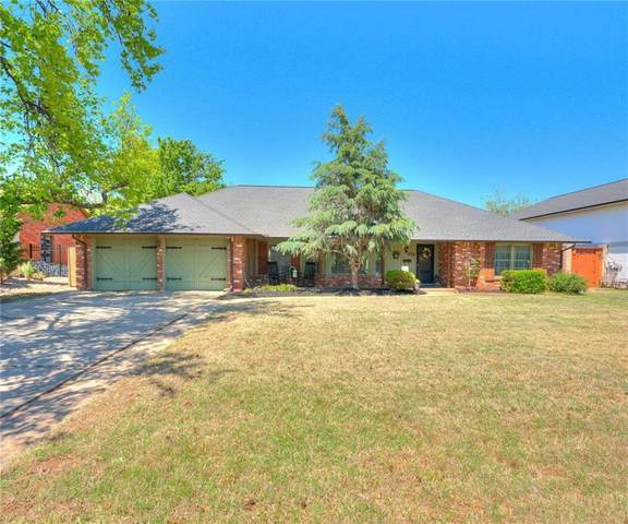 2637 NW 55th Place, Oklahoma City, OK 73112 (MLS #954949) :: Homestead & Co