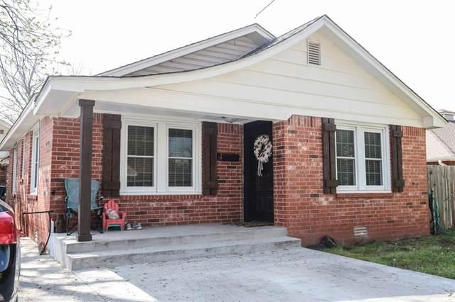 206 SW 8th Street, Lindsay, OK 73052 (MLS #954958) :: KG Realty