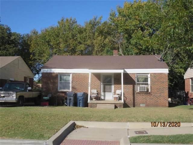 2305 N Missouri Avenue, Oklahoma City, OK 73111 (MLS #954997) :: Erhardt Group at Keller Williams Mulinix OKC