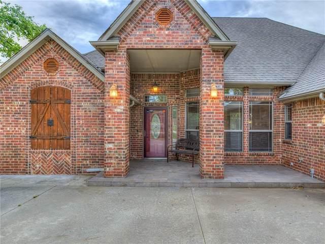 1036 Parrish Place, Blanchard, OK 73010 (MLS #955011) :: Homestead & Co
