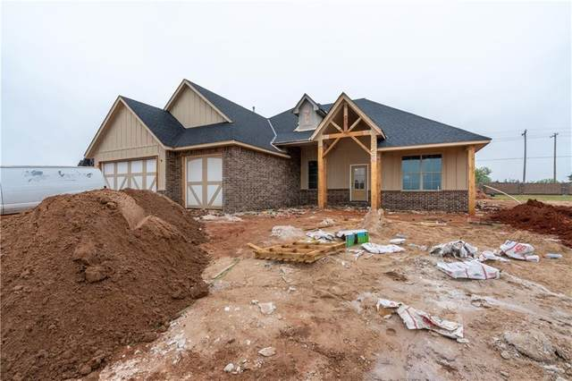 4838 Montie Circle, Tuttle, OK 73089 (MLS #955045) :: Maven Real Estate