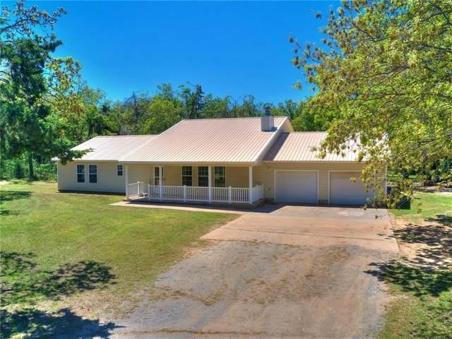 18422 W County 71 Road, Crescent, OK 73028 (MLS #955085) :: Homestead & Co