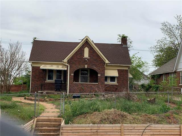 1130 NE 15th Street, Oklahoma City, OK 73117 (MLS #955106) :: Maven Real Estate