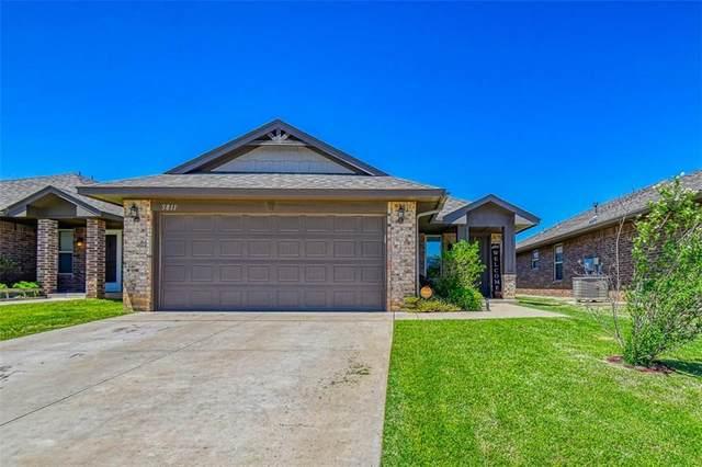 5811 Marblewood Drive, Oklahoma City, OK 73119 (MLS #955162) :: KG Realty