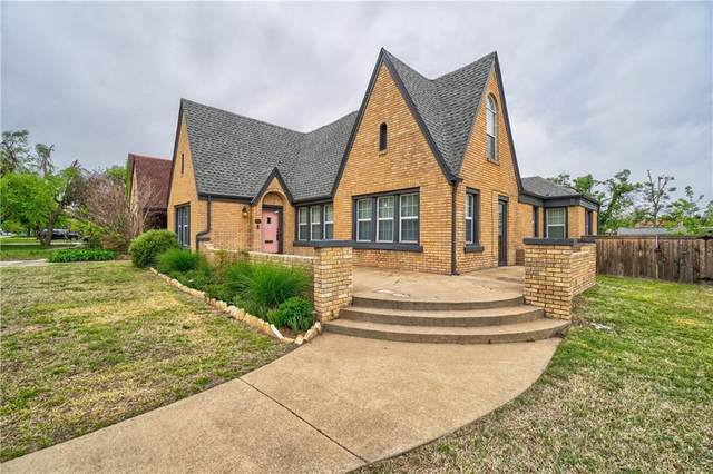 3101 NW 22nd Street, Oklahoma City, OK 73107 (MLS #955253) :: KG Realty
