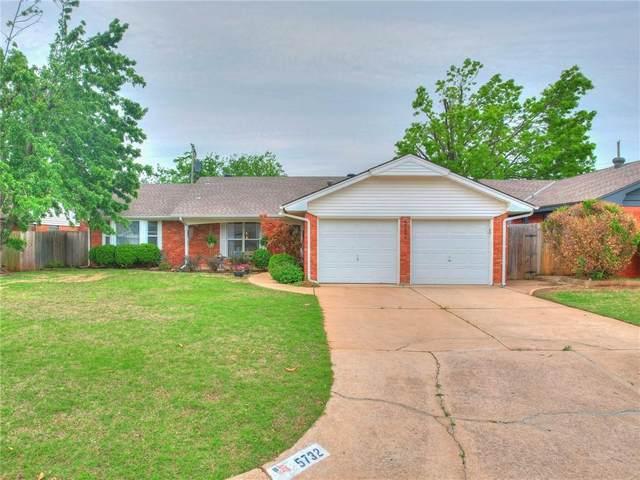 5732 Lawson Lane, Oklahoma City, OK 73132 (MLS #955282) :: ClearPoint Realty
