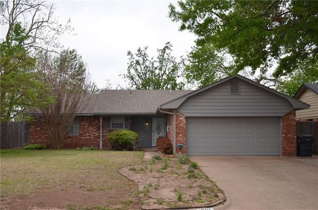 3725 N Grant Avenue, Bethany, OK 73008 (MLS #955291) :: The UB Home Team at Whittington Realty