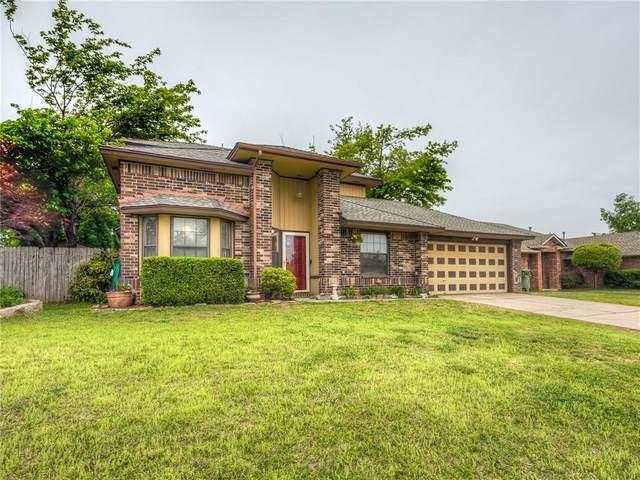 1900 Dena Drive, Edmond, OK 73003 (MLS #955313) :: Homestead & Co