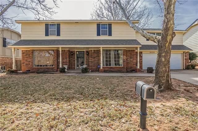 6220 Olde Harwick Circle, Oklahoma City, OK 73162 (MLS #955383) :: Maven Real Estate