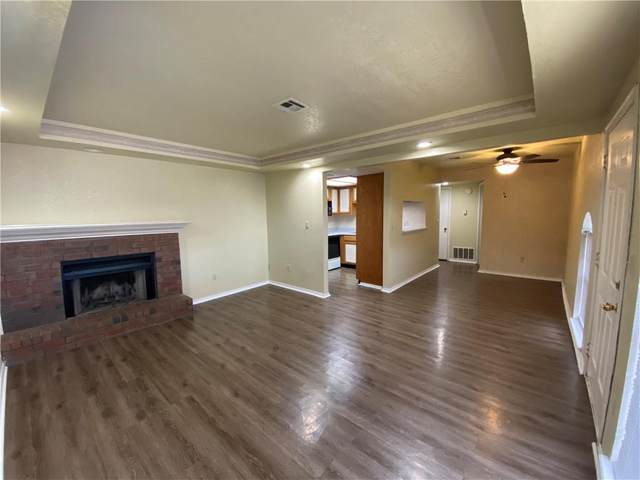 11525 N Meridian Avenue #105, Oklahoma City, OK 73120 (MLS #955384) :: Maven Real Estate