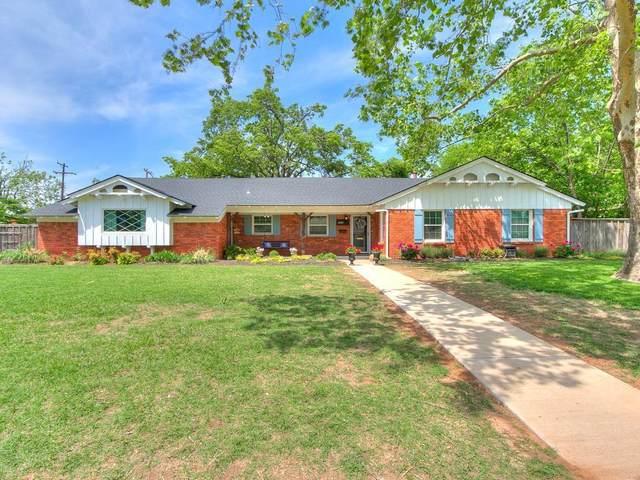 2949 Kent Drive, Oklahoma City, OK 73120 (MLS #955451) :: Keller Williams Realty Elite