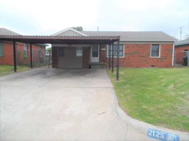 2125 SW 61st Street, Oklahoma City, OK 73159 (MLS #955482) :: KG Realty
