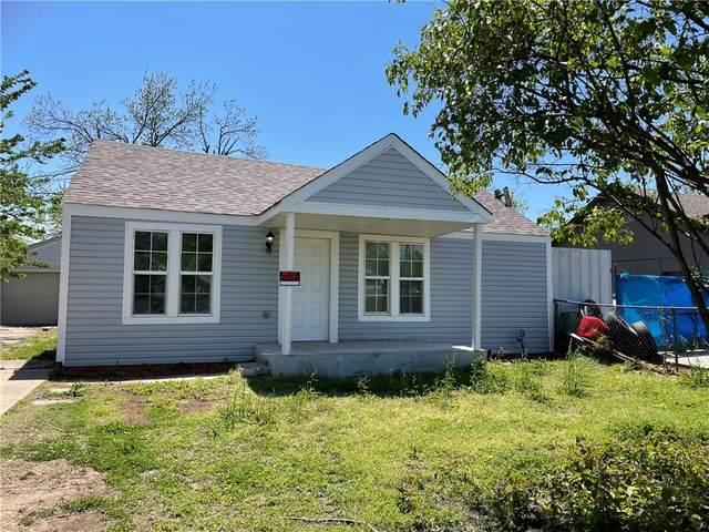 2648 SW Grand Boulevard, Oklahoma City, OK 73119 (MLS #955499) :: The UB Home Team at Whittington Realty