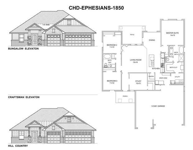 2712 SE 23rd Street, Moore, OK 73160 (MLS #955501) :: Homestead & Co