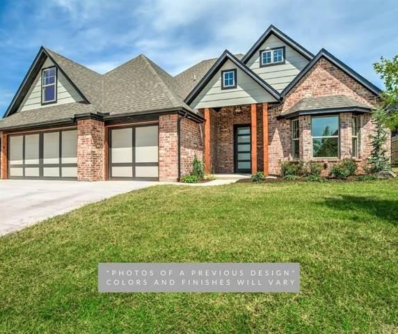 1554 Ladera Lane, Edmond, OK 73034 (MLS #955507) :: Maven Real Estate