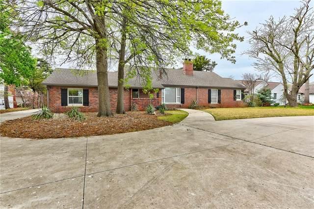 1804 Guilford Lane, Nichols Hills, OK 73120 (MLS #955534) :: Homestead & Co