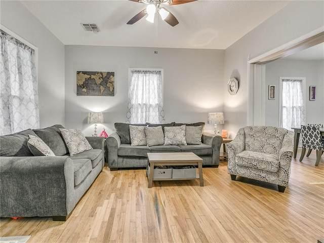 1444 NW 91st Street, Oklahoma City, OK 73114 (MLS #955551) :: Keller Williams Realty Elite