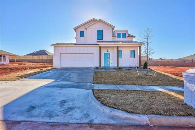 6309 Oxnard Street, Edmond, OK 73034 (MLS #955582) :: Maven Real Estate