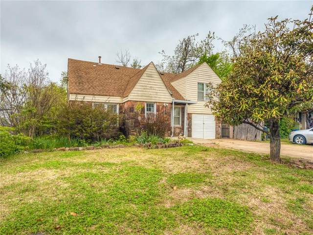 1204 SW Binkley Street, Oklahoma City, OK 73109 (MLS #955583) :: Erhardt Group at Keller Williams Mulinix OKC
