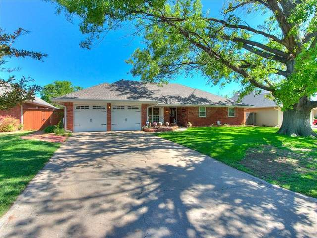2621 NW 59th Street, Oklahoma City, OK 73112 (MLS #955640) :: Homestead & Co