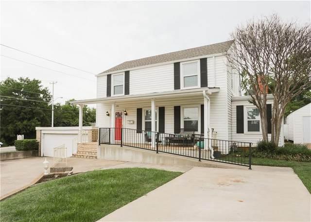 201 E 8th Street, Edmond, OK 73034 (MLS #955655) :: ClearPoint Realty