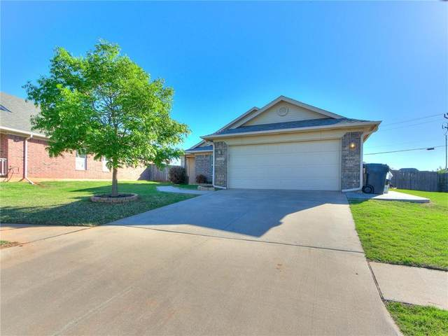 18409 Piedra Drive, Edmond, OK 73012 (MLS #955727) :: Maven Real Estate