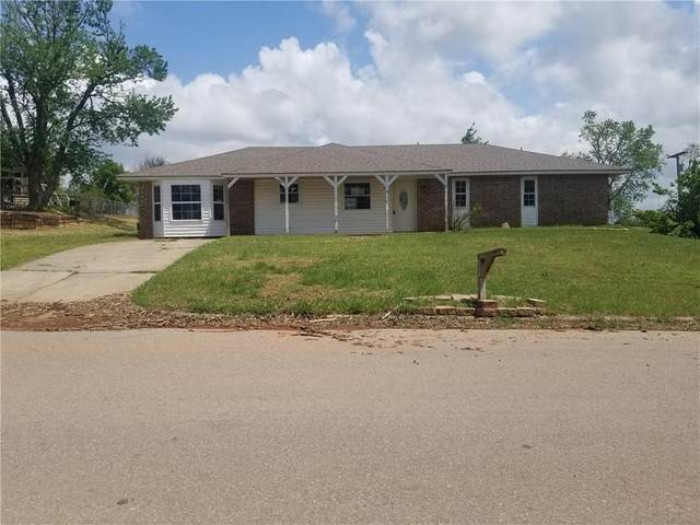 103 Sugar Creek Drive, Binger, OK 73009 (MLS #955752) :: Erhardt Group at Keller Williams Mulinix OKC