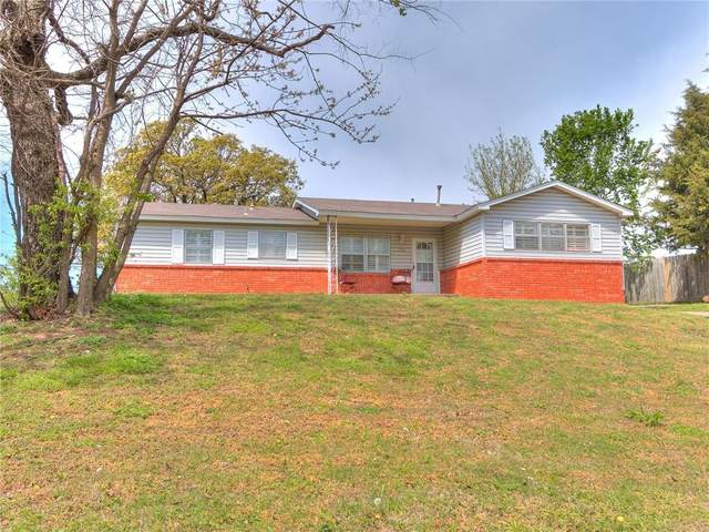 726 N Park Avenue, Stroud, OK 74079 (MLS #955759) :: Homestead & Co