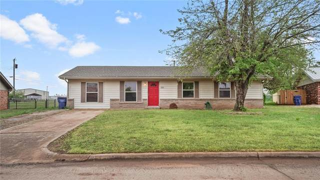 514 Eischen Avenue, Okarche, OK 73762 (MLS #955761) :: Homestead & Co