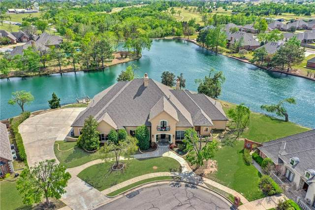 11005 Waterside Drive, Oklahoma City, OK 73170 (MLS #955763) :: Maven Real Estate