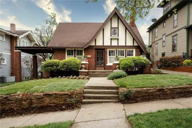 604 NW 17th Street, Oklahoma City, OK 73103 (MLS #955787) :: Maven Real Estate