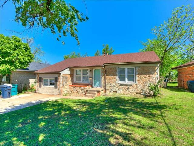 3401 NW 29th Street, Oklahoma City, OK 73107 (MLS #955824) :: The UB Home Team at Whittington Realty
