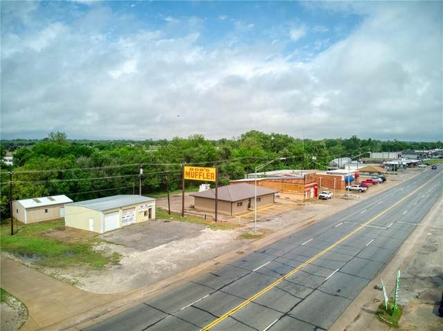 409 S Highway 81, Duncan, OK 73533 (MLS #955830) :: Maven Real Estate