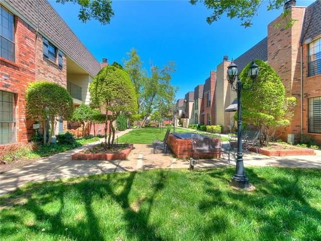 7808 Old Hickory Lane, Oklahoma City, OK 73116 (MLS #955867) :: Keller Williams Realty Elite
