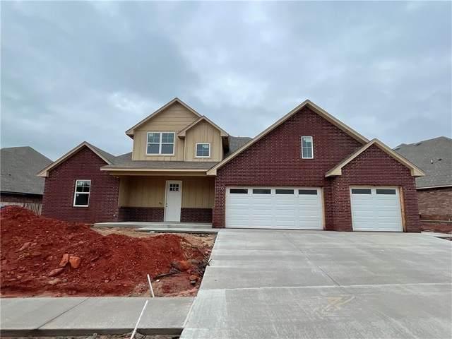 9041 NW 146th Streets, Yukon, OK 73099 (MLS #955875) :: Maven Real Estate