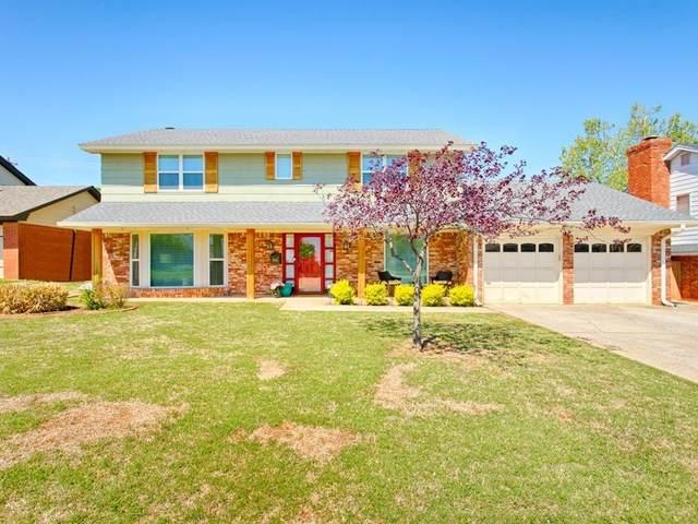 6613 N Shawnee Avenue, Oklahoma City, OK 73116 (MLS #955892) :: KG Realty