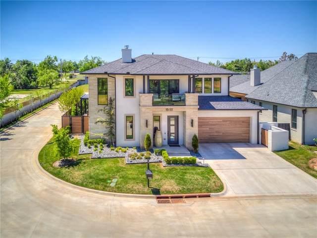 15601 Woodleaf Lane, Edmond, OK 73013 (MLS #955896) :: Maven Real Estate